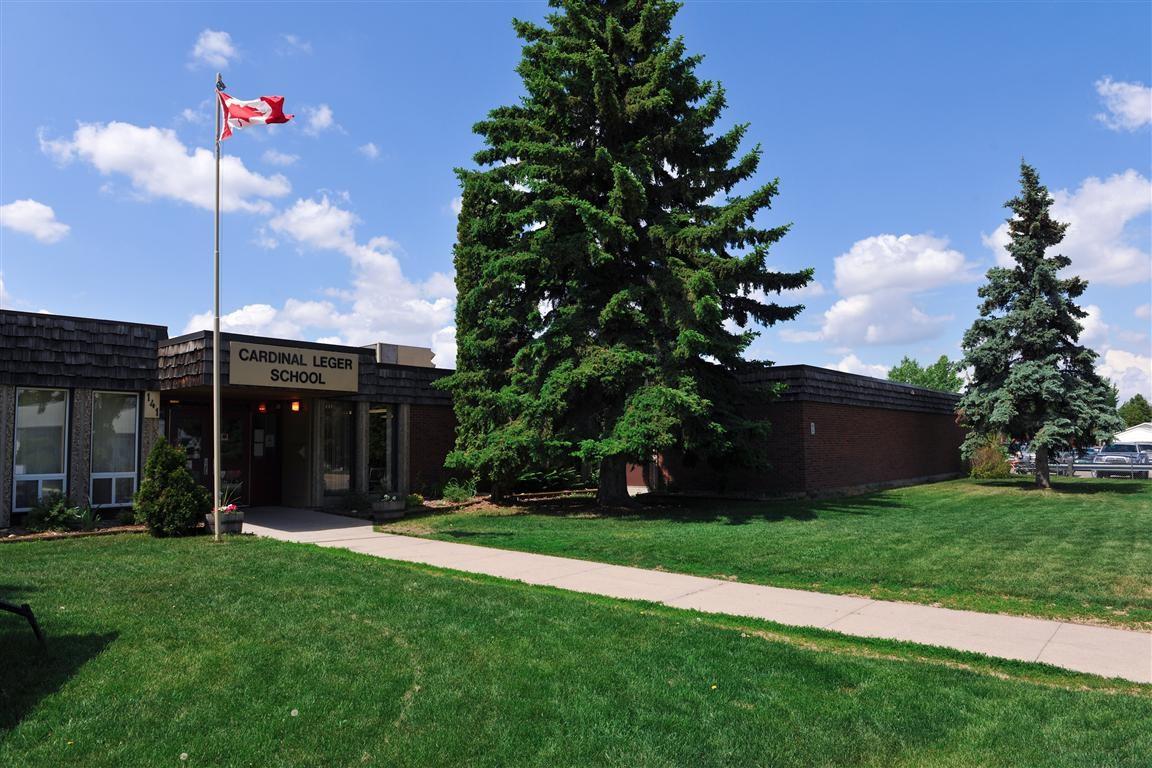 Cardinal Leger Elementary School Medium