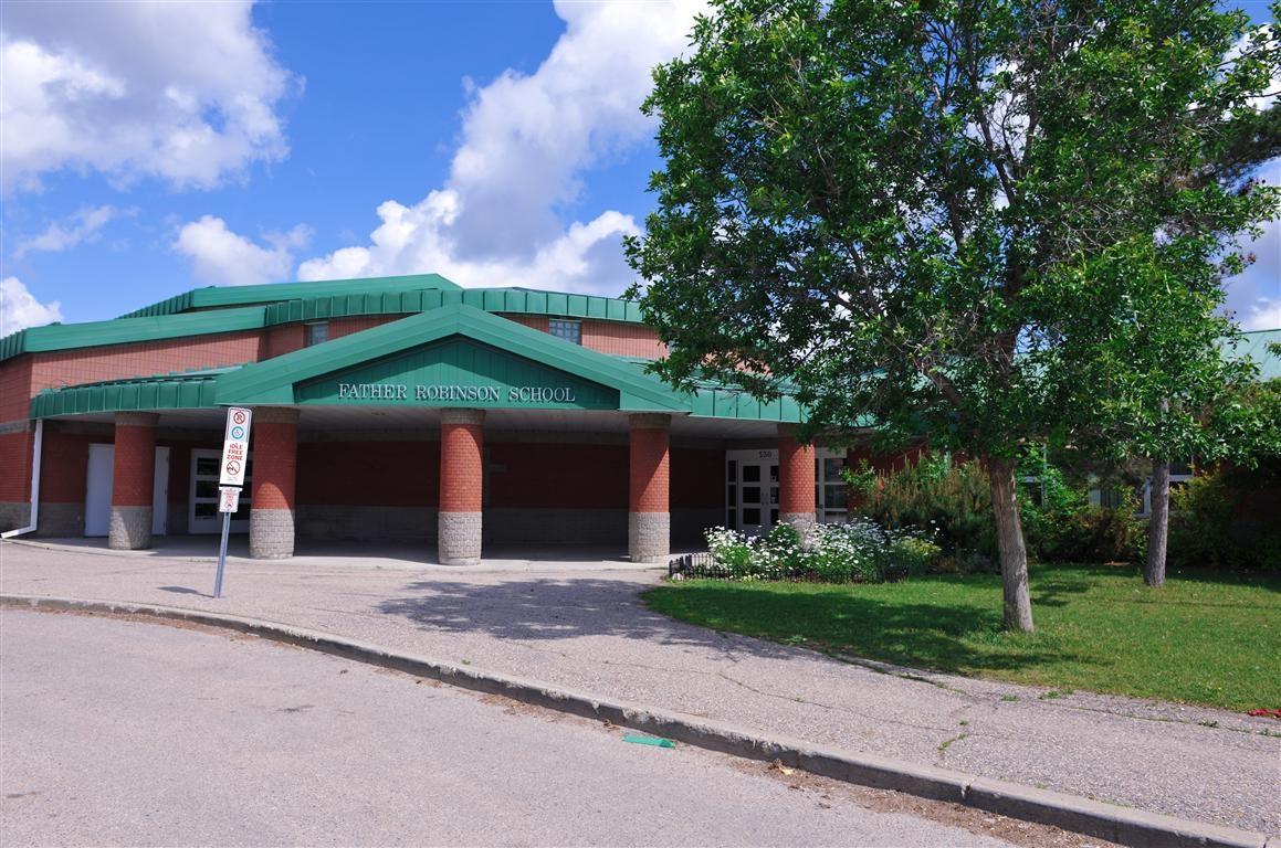 Father Robinson Elementary School Medium